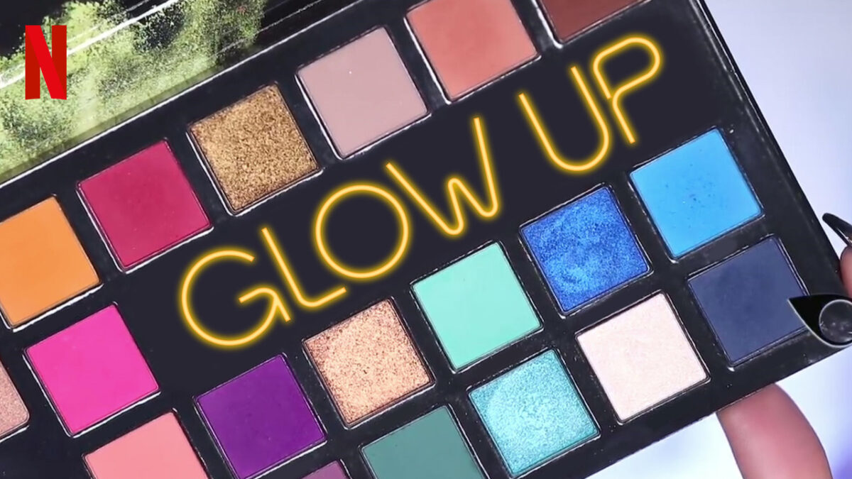 Concurso maquillaje Glow Up