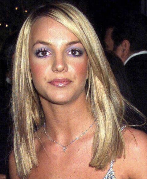 maquillaje en los 90