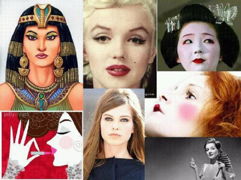 Maquillaje: Conoce la historia, el origen y su evolución