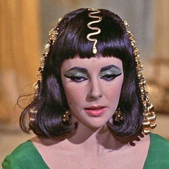 historia maquillaje egipcio