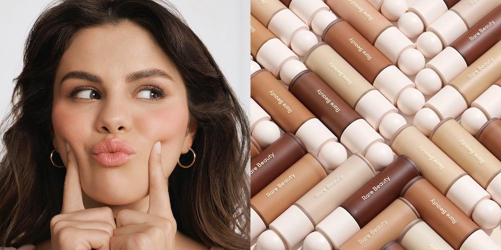 Rare Beauty la marca de Selena Gómez