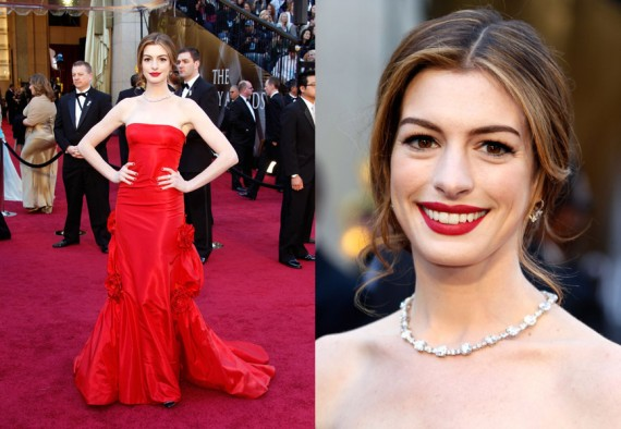 Maquillaje Premios Oscars