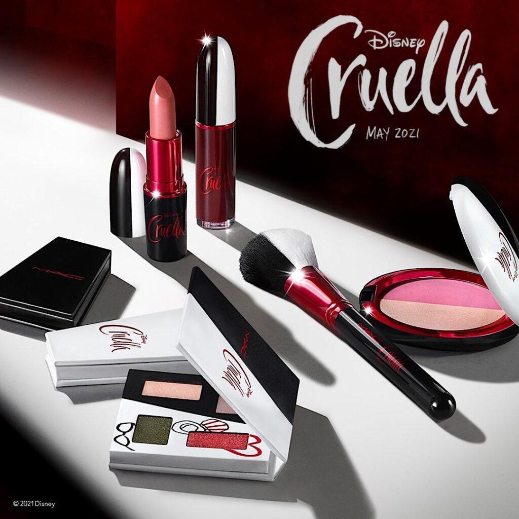 Colección de Cruella by MAC